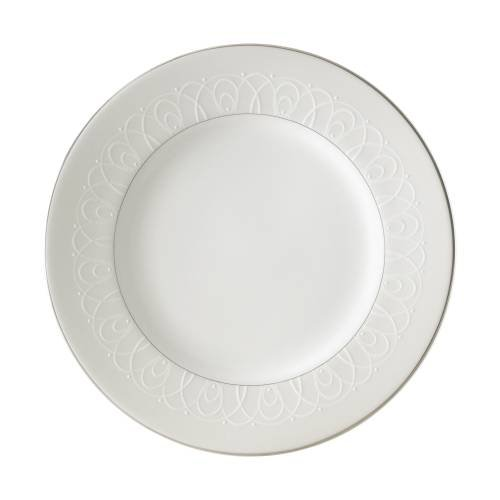 Ballet Icing Pearl Bread and Butter Plate by Waterford