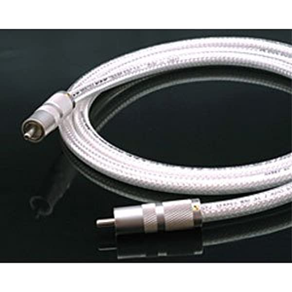 oyaide Tunami Terzo RR V2//0.7 RCA Interconnects Audio Cable 0.7 Meter Brand New
