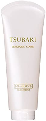 TSUBAKI Shiseido Damage Care Hair Treatment, 0.5 Pound