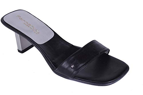 Noir Mules Mules Fornarina Fornarina Femme Femme Noir Fornarina Mules Noir Femme OA5qZqwx