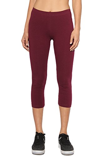 Cotton Lycra Crop Pant - 4