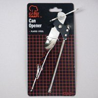 Chef Craft 20642 Can Opener, Plated Steel