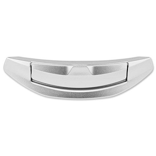 Arai Corsair-X Replacement Aluminum Silver Chin Vent, (Arai Chin Vent)