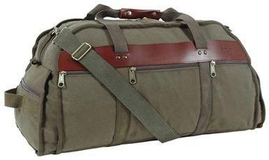 Boyt Green Duffel - Ultimate Sportsman's Travel Duffel Size: 21