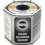 """KESTER SOLDER 32117 24-6040-0027 60/40 Stand, 0.031"""" Diameter, """"44"""", 1.5"""""""