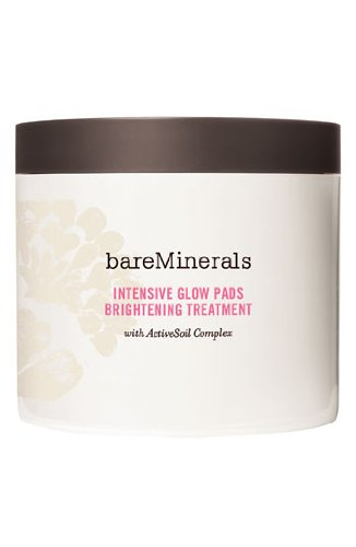 Bareminerals Intensive Glow Pads Brightening Treatment --60pads