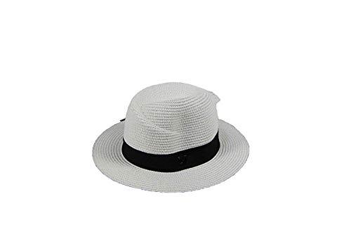 KJKT-SHIRT Small Pepper Summer Ladies Straw Hat Side Edge Big Hats Sunscreen Sunshade Jazz Hat (Best Method Prostate Massage)