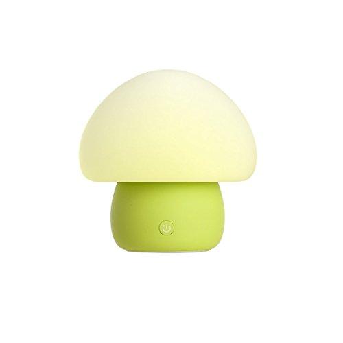 IREALIST Multicolor Emotional Mushroom Portable