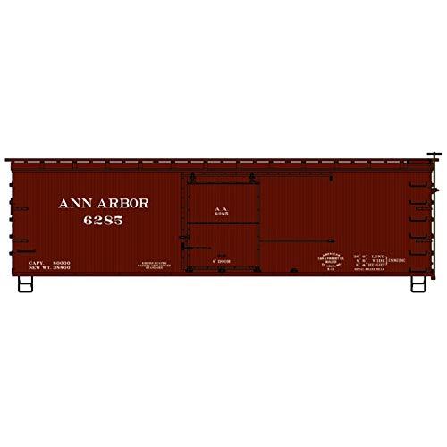 Accurail 1710-36' Double Sheath Boxcar Ann Arbor - HO Scale Kit ()