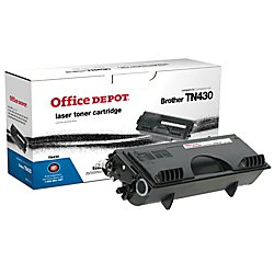 Office Depot Compaitble Toner Cartridge Replacement for Brother TN-430 (Office Depot Fax Toner)