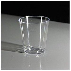 50 ml 2oz使い捨てプラスチックショットグラスX 150 byスポーツトロフィー B01N918A2J