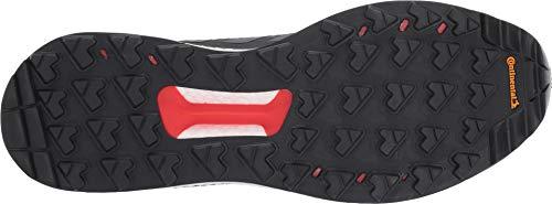 adidas outdoor Terrex Free Hiker Boot - Men's Black/Grey Six/Active Orange, 9.0 by adidas outdoor (Image #2)