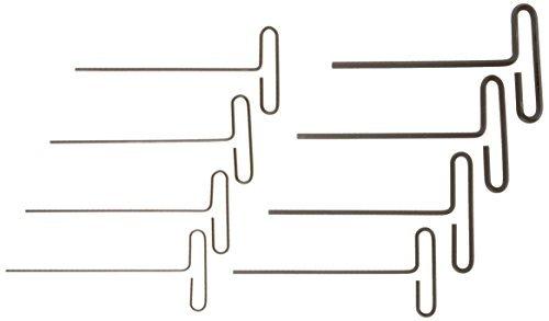 Bondhus 15432 6 Loop T-Handle 8 Piece Set with ProGuard Finish [並行輸入品] B078XM6LDV