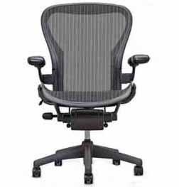 Amazon Com Aeron Chair By Herman Miller Basic Home Office Desk