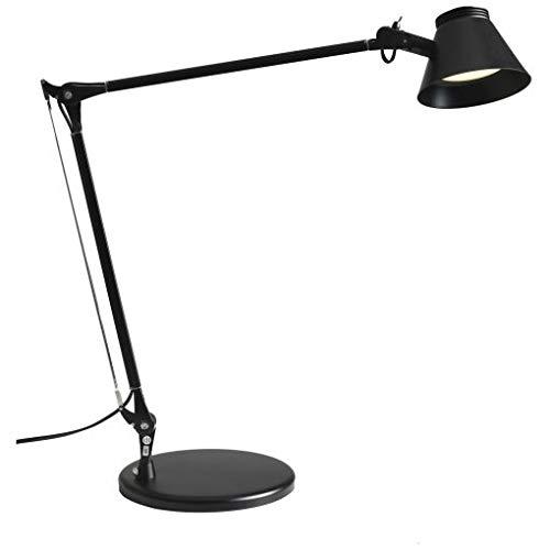 Milano LED Desk Lamp Black