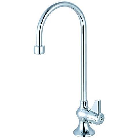 Central Brass 0280-GSAC Single Handle Bar Faucet - Central Brass Compression Faucet Stem
