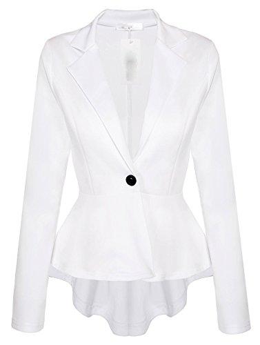 Hem Skirt Suit - 8