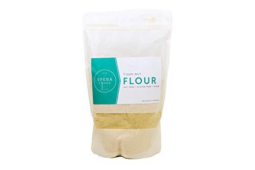 Spera Foods, Organic Tiger Nut Flour, Gluten Free, Vegan, Paleo, and Keto 16 oz