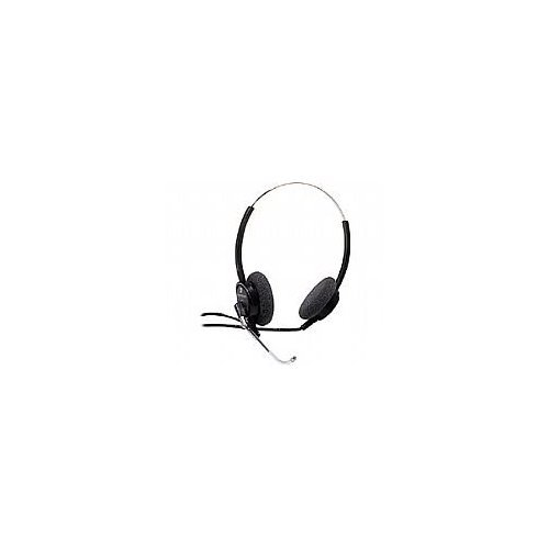 Plantronics Supra H61N Binaural Headset with Noise-Canceling Microphone