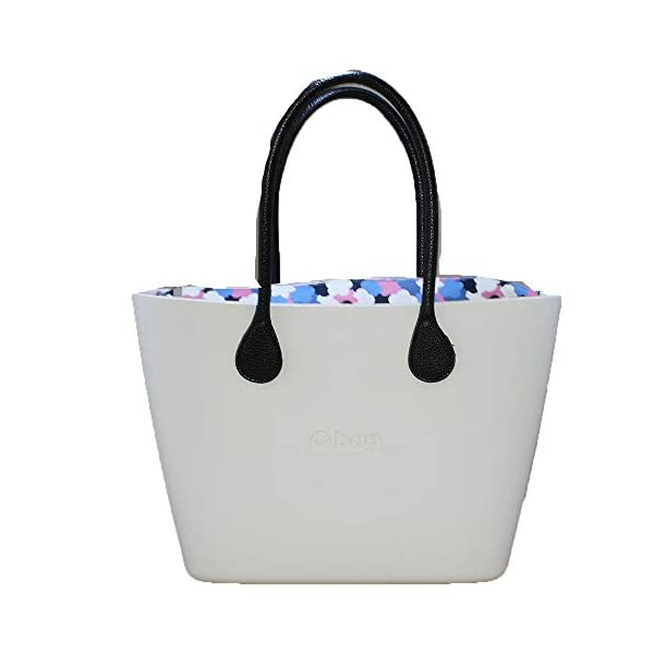 OBAG Borsa o bag urban bianco sacca camouflage manico lungo nero 1