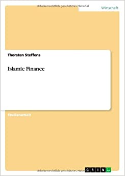 Book Islamic Finance