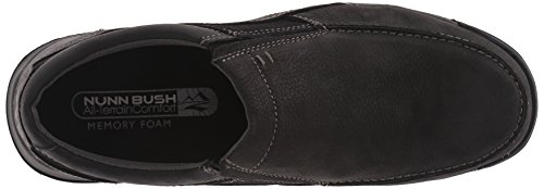 Nunn Bush Hombres Lasalle Slip-on Loafer Charcoal