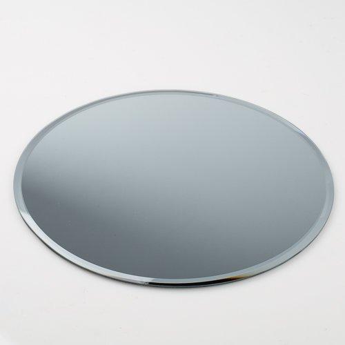 amazon com eastland 12 round beveled centerpiece table mirror set rh amazon com round mirror centerpiece sale 12 inch round mirror centerpiece