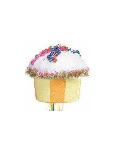 Multicolor Cupcake Pinata ()