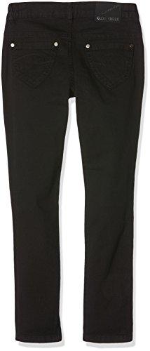 Negro Vaqueros GOL Niñas para Black Jeans Röhre Extra Weit zaawxnS0gq
