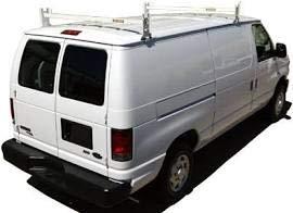 Kargo Master 40830 Utility Van Rack