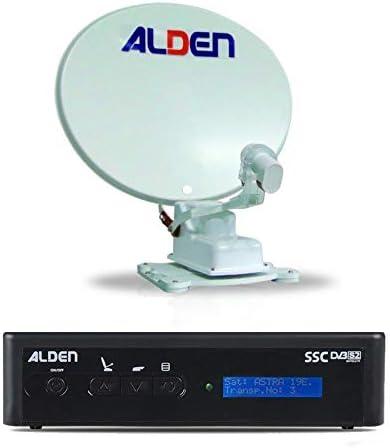 Alden Pack onelight 65 satmatic HD parábola 100% automático + ...