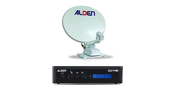 Alden Pack onelight 65 satmatic HD parábola 100 ...
