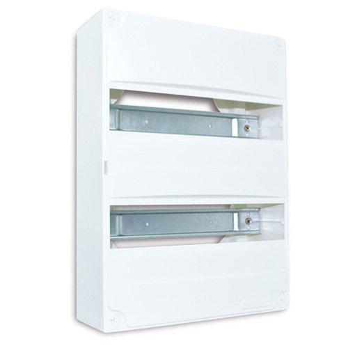 siemens empty fuse box to fit 2 rows amazon co uk lightingSiemens Fuse Box #9