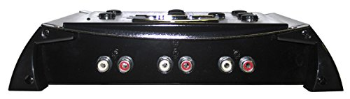 Sound Storm SX310 2/3 Way Pre-Amp Electronic Crossover with Remote Subwoofer Level Control