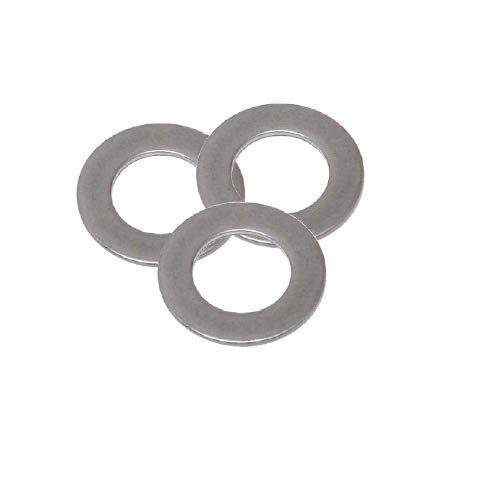 Ampg Z9887-7-316 316 Bearing Shims, Stainless Steel (Pack of 10)