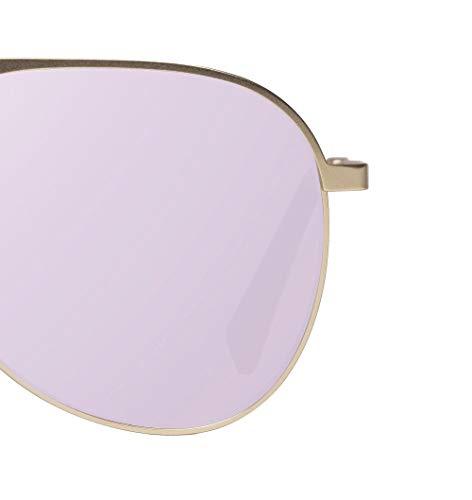 Hawkers Sol 60 de Gafas Light Gold Lacma Unisex Purple Dorado Morado YwrYqv