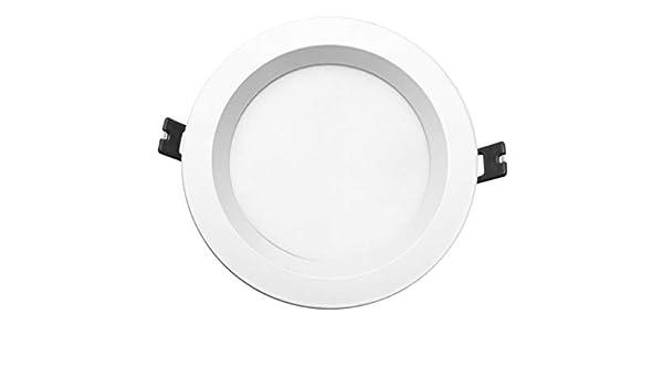 Alverlamp - Downlight LED 15W 4000K IP44 empotrable redondo Osram ...