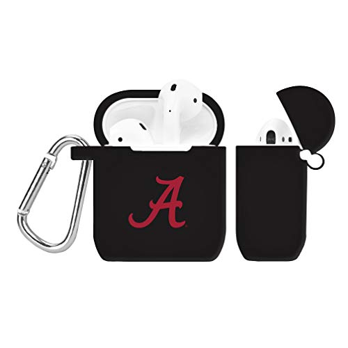 Affinity-Bands-Alabama-Crimson-Tide-Silicone-Watch-Band-and-Case-Cover-Combo-Compatible-with-Apple-Watch-and-AirPod-Case