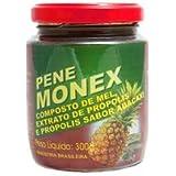 Penemonex Composto De Mel Extrato De Própolis Sabor Abacaxi