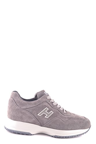 Suede Men's MCBI148372O Grey Sneakers Hogan qvwtPZHxx