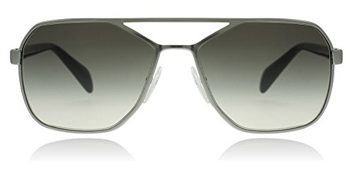 Prada Men's 0PR 54RS Matte Gunmetal/Grey - Prada Spectacles