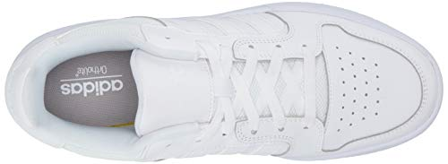 adidas Men's Entrap Sneaker, FTWR White/FTWR White/FTWR White, 9.5 M US