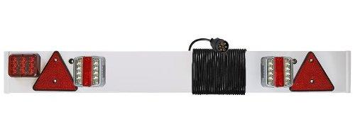 Rampe Eclairage LED remorque Caravane anti-brouillard 6m dc