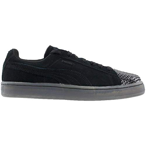 Black Regular Width Suede Size Shoes 8 Us Jelly Puma Color Casual Women's AzBz8