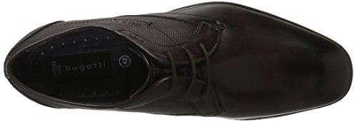 dark 311374011100 Shoes Lace braun brown Men Up brown 6100 Bugatti qT6H7H