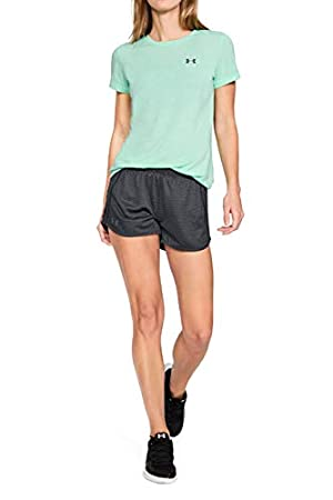 Under Armour Womens Play Up Short 2.0 Reversible Under Armour Apparel 1318145-P