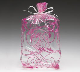 Cello Bags Pink Jewel Large product image