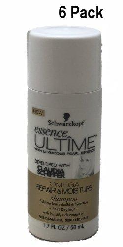 Schwarzkopf Essence Ultime Omega Repair Travel Size 1.7 oz (6 Pack,)