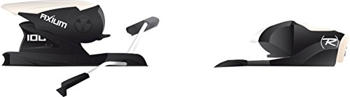 Ski Binding Din (Rossignol Axium 110 Ski Bindings Black/White Sz 100mm Mens)
