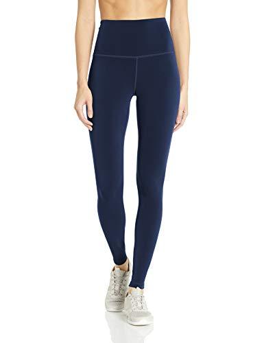 Amazon Essentials Women's Performance High-Rise Full Length Active Legging, Navy, Large